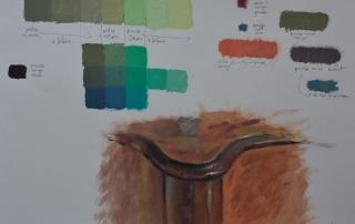 Table, colour lesson, SebastienSalva