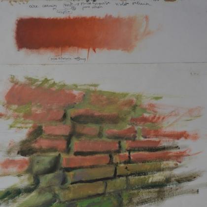 Brick, colour lesson, SebastienSalva