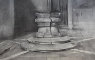 CharcoalVenice, pit, Caroline Barray
